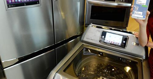 en cor e du sud on peut chatter avec son frigo ou sa machine laver. Black Bedroom Furniture Sets. Home Design Ideas