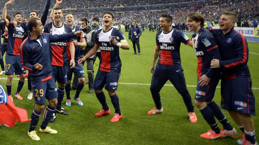 PSG, sacré champion de la ligue 1