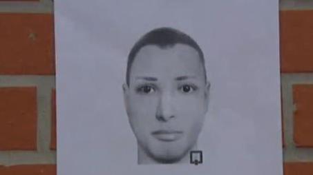 Capture d'écran du portrait robot diffusé dans un sujet de France 3 Alpes après trois tentatives d'enlèvement d'enfants en Savoie.
