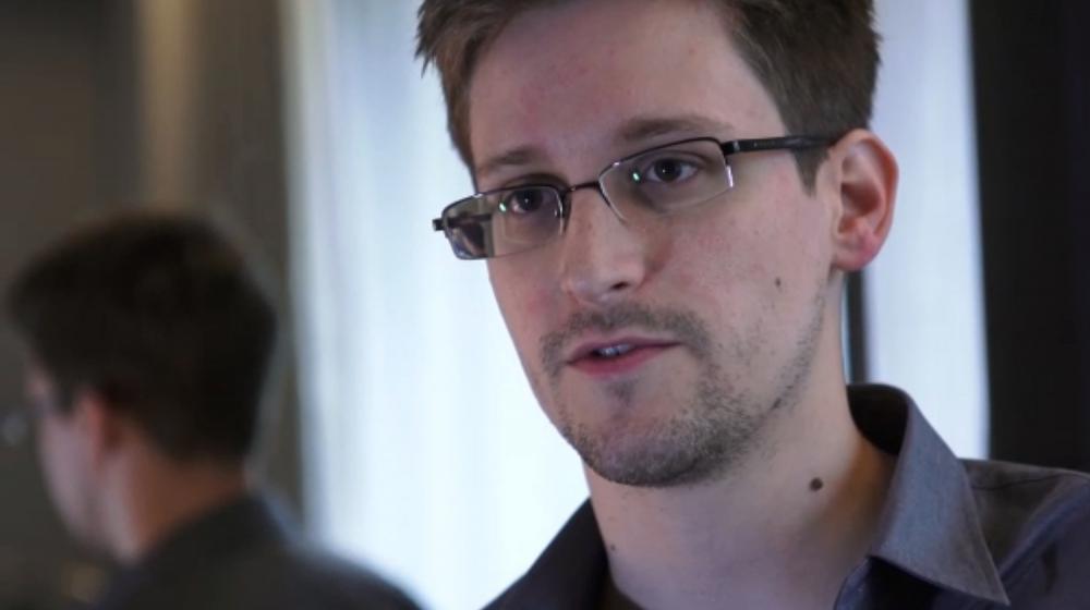 Edward Snowden, le 6 juin 2013.