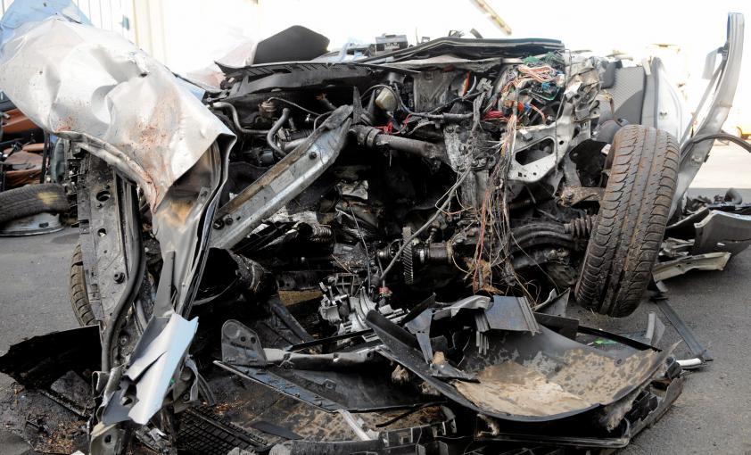 Video une course poursuite fait cinq morts au cap d 39 agde - Coup du lapin accident de voiture ...