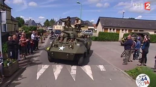 VIDEO. Ils collectionnent les Jeep et les chars de la seconde guerre mondiale