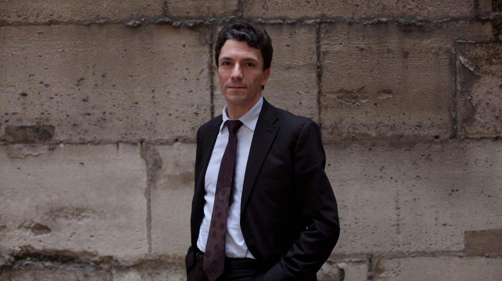 Le juge Marc Trévidic à Paris, le 14 janvier 2013.