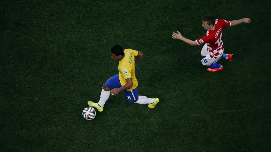 Direct suivez br sil croatie match d 39 ouverture de la coupe du monde - Jeux de foot match coupe du monde ...