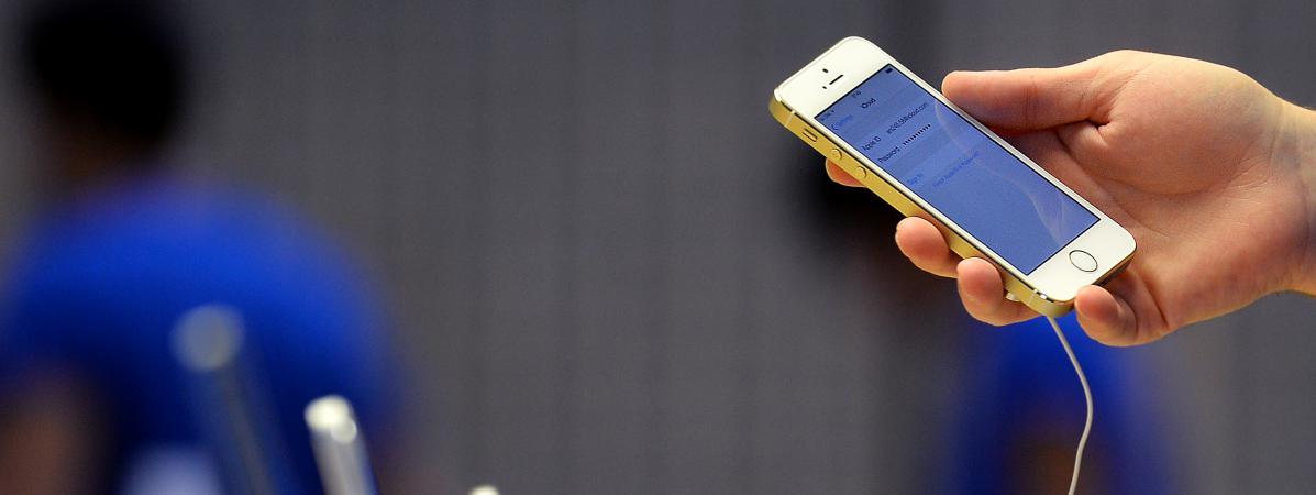 Des chargeurs d'iPhone jugés dangereux rappelés
