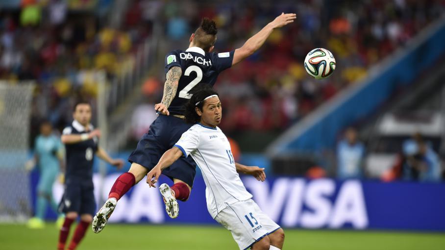 Coupe du monde le match france honduras r sum en 12 gifs - Jeux de foot match coupe du monde ...