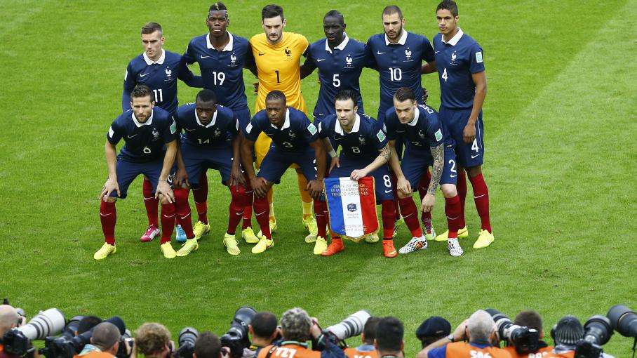 Coupe du monde la sono d clare forfait la france et le honduras sont priv s d 39 hymne - Jeux de foot match coupe du monde ...