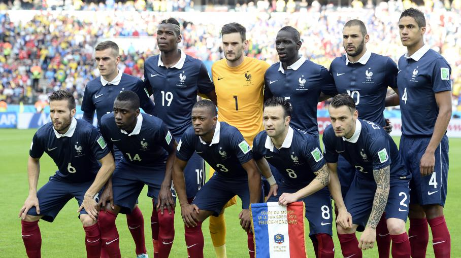 Coupe du monde composez votre quipe pour suisse france - Jeux de foot coupe du monde 2014 ...