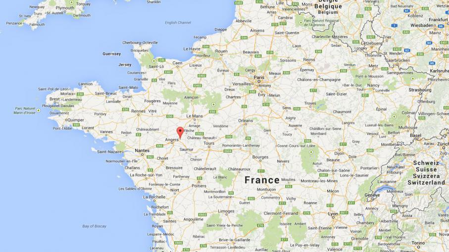 une jeune femme est morte dans le cadre d'un défi Facebook, dimanche 22 juin, non loin d'Angers.
