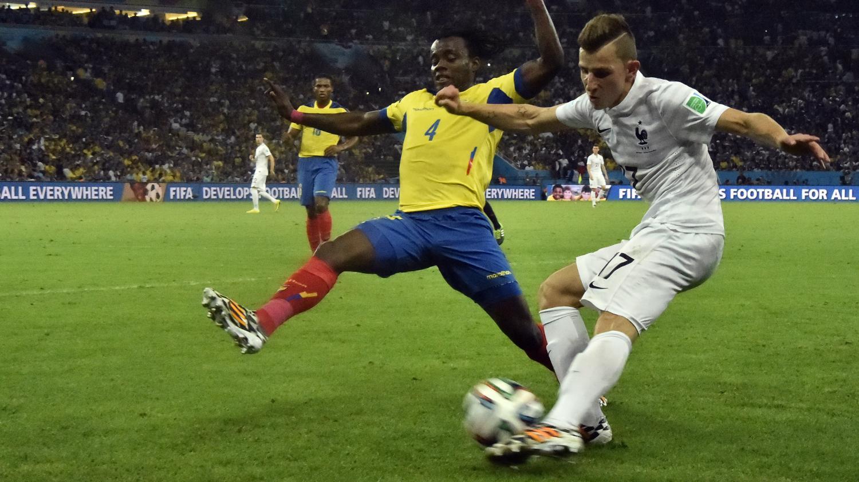 Coupe du monde revivez le match entre la france et l 39 equateur 0 0 - Jeux de foot match coupe du monde ...