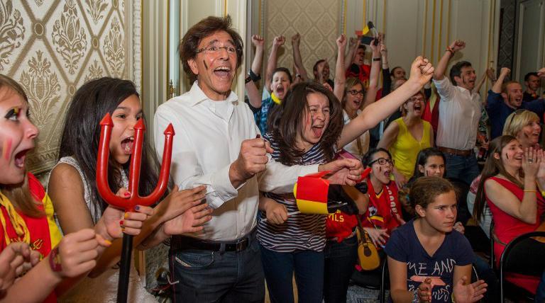 Coupe du monde le premier ministre belge d fie obama avant le match belgique etats unis - Coupe du monde etats unis ...