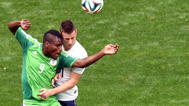 Coupe du monde revivez les moments forts du huiti me de finale entre la france et le nigeria - Phase finale coupe du monde 2014 ...