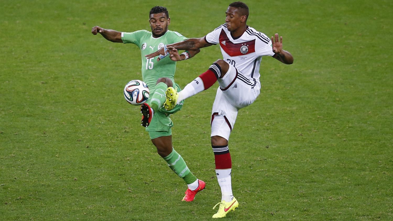 Coupe du monde revivez le huiti me de finale entre l 39 allemagne et l 39 alg rie - Algerie disqualifie coupe du monde ...