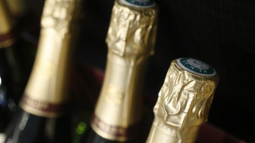 Champagne : une baisse des ventes en grandes surfaces