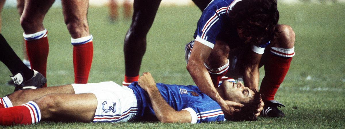 France allemagne racontez nous vos souvenirs de s ville 82 - Coupe du monde france allemagne 1982 ...