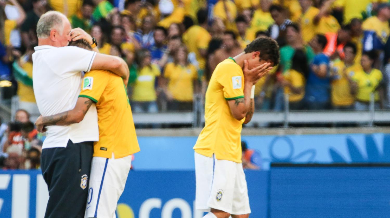 Coupe du monde au bord de la crise de nerfs les joueurs - Coupe du monde foot bresil ...