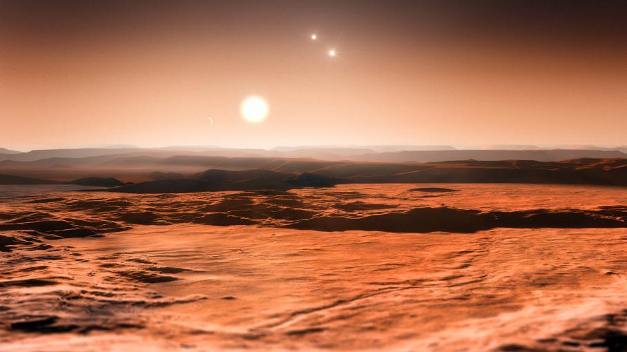 """Finalement, deux exoplanètes """"semblables à la Terre"""" ne sont que des illusions 4321061"""