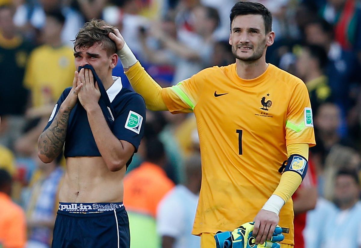 Coupe du monde aux larmes citoyens le diaporama le plus triste de l 39 ann e - Coupe du monde france allemagne 1982 ...