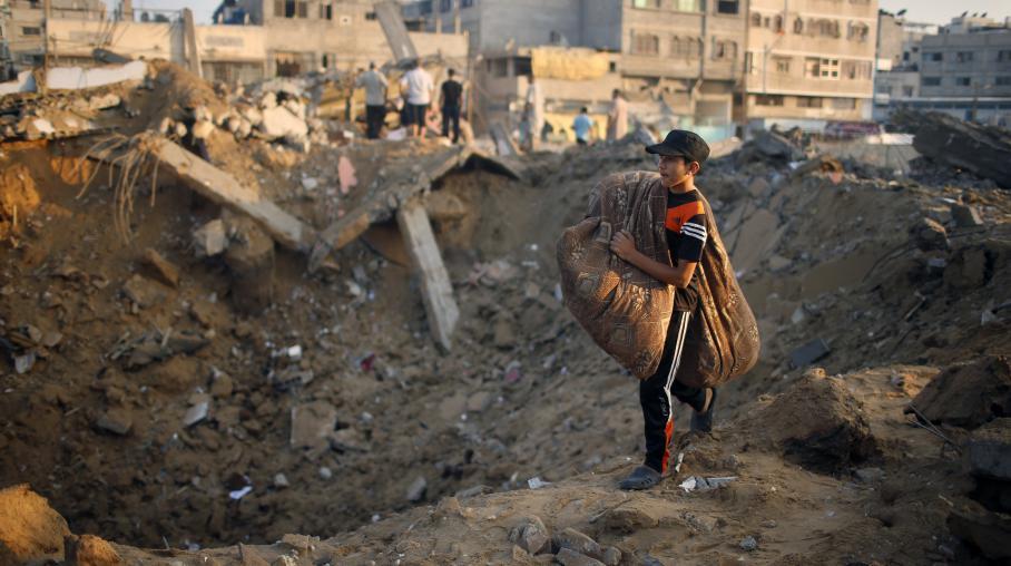 Poursuites des raids israéliens sur Gaza: Course contre la montre pour un cessez-le-feu immédiat et durable