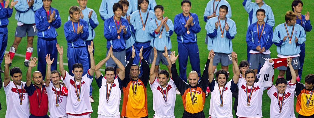 Coupe du monde mais quoi sert la petite finale - Bresil coupe du monde 2002 ...