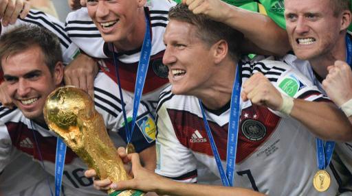 Coupe du monde la finale moins tweet e que l 39 historique br sil allemagne - Coupe du monde historique ...