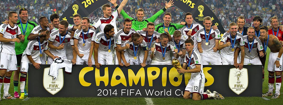 Coupe du monde pourquoi la domination de l 39 allemagne ne fait que commencer - Equipe argentine coupe du monde 2014 ...