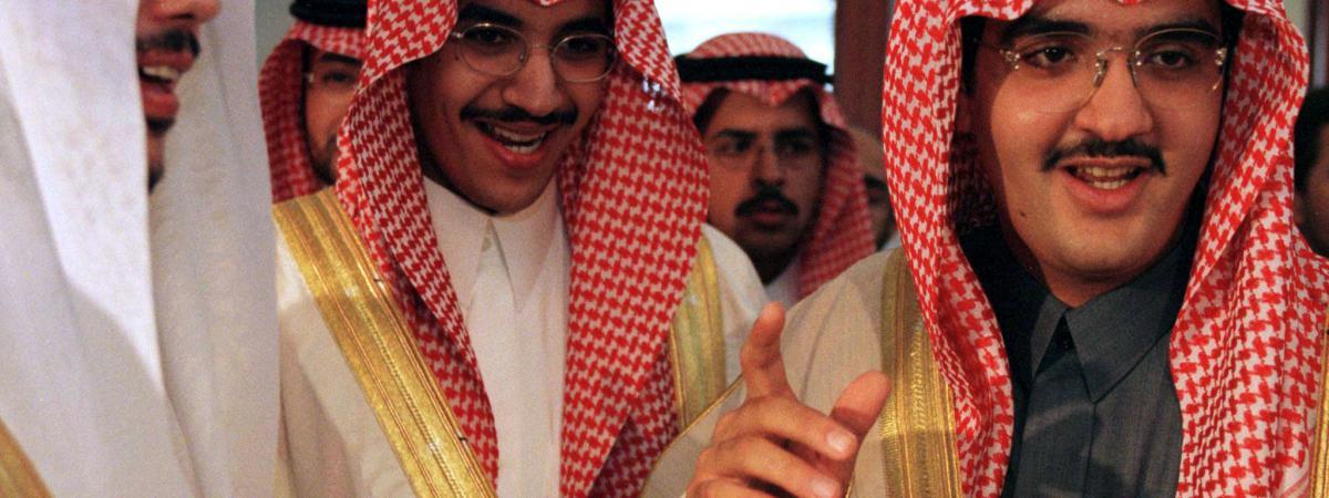 Fils de l'ancien roi et richissime playboy, Abdel Aziz <b>Ben Fahd</b> a été ... - 4586401