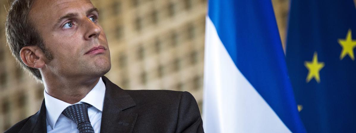 Ex Banquier D Affaires Proche Des Patrons Emmanuel Macron Est Il