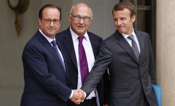 El Nuevo Socialismo de Francia
