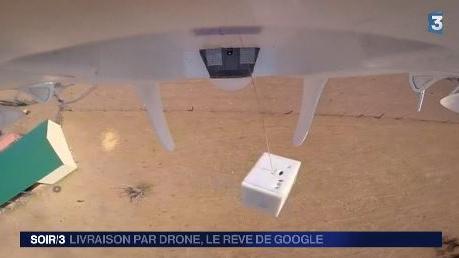 video la livraison par drone n est pas pour demain en france