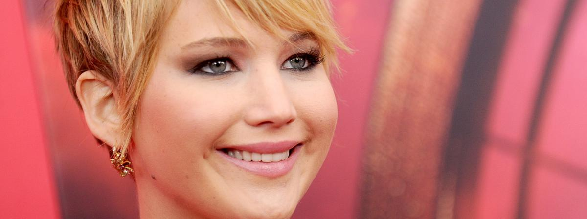Jennifer Lawrence, le 20 novembre 2013, à New York (Etats-Unis).