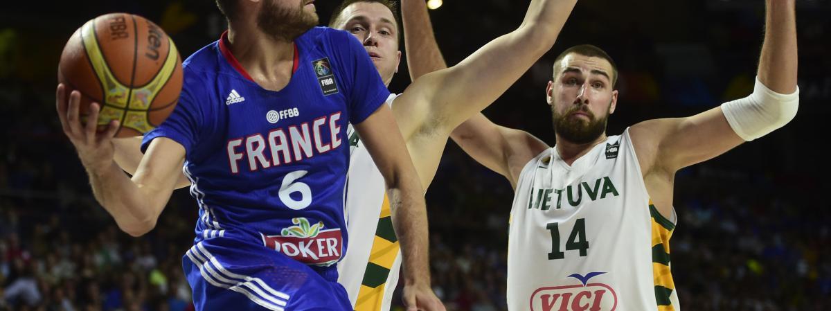 Coupe du monde de basket la france d croche le bronze apr s sa victoire face la lituanie - Coupe du monde de basket 2014 ...