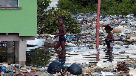 Les Tuvalu Archipel En Voie De Disparition