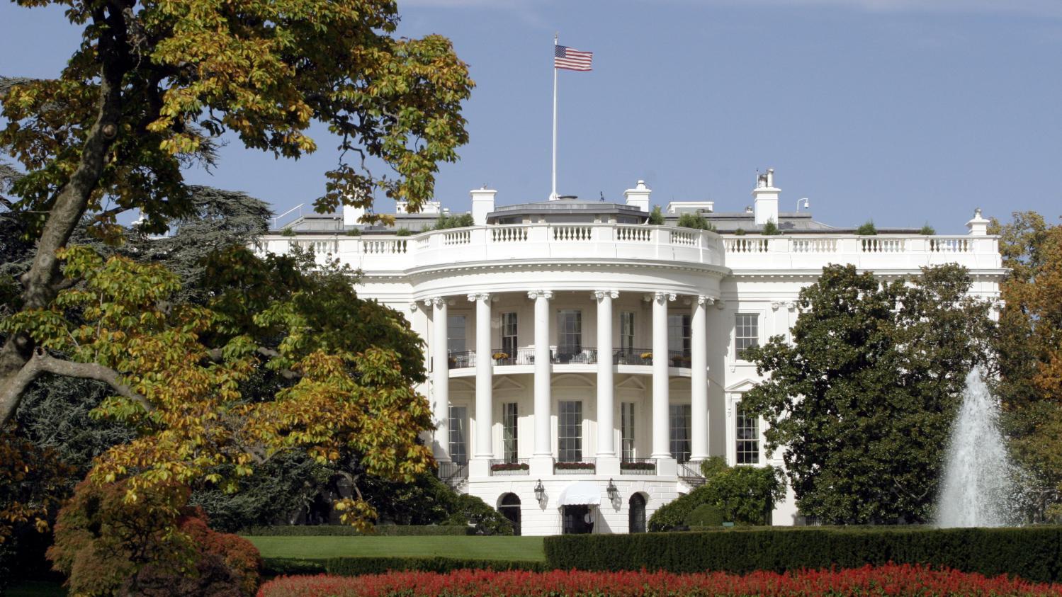 b3782307dc5505 Deux intrus en 24 heures à la Maison Blanche   les nouveaux ratés du Secret  service