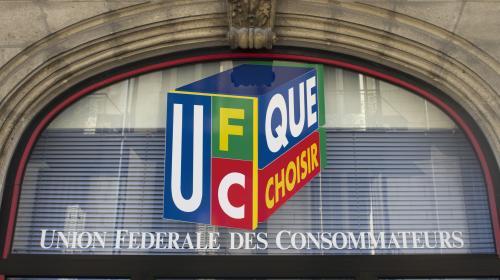 """Laits infantiles contaminés : """"Il faut renforcer les autorités de santé"""", estime UFC-Que Choisir"""