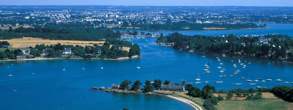 Golfe du Morbihan : l\'île de Boëdic bientôt vendue pour 7 millions ...