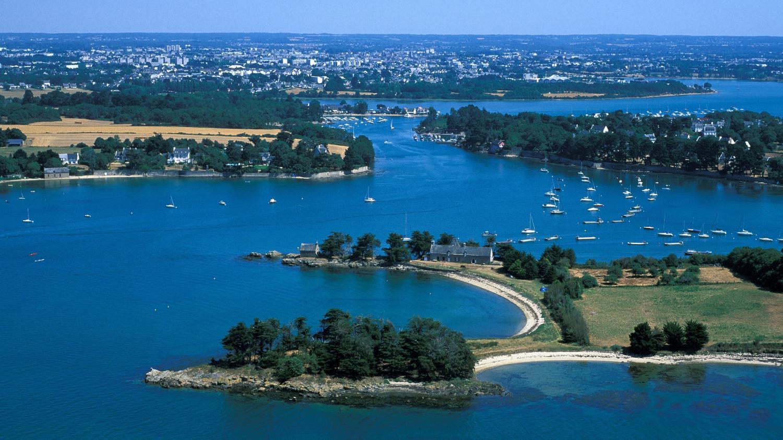 Golfe du Morbihan : l\'île de Boëdic bientôt vendue pour 7 millions d ...