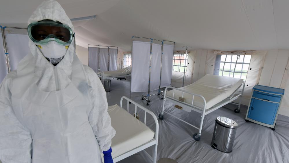 Congo belge province de l 39 equateur ebola sras peste for Interieur hopital