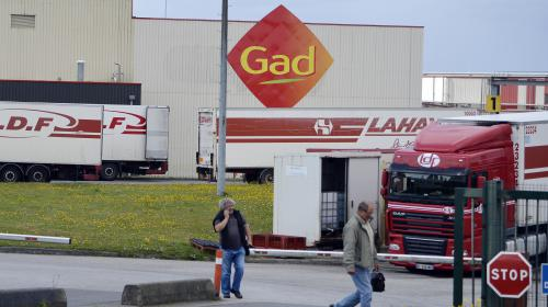 video reprise sous tension aux abattoirs gad