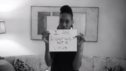 video ebola quot je suis une liberienne pas un virus quot le cri du cur contre la stigmatisation aux etats unis