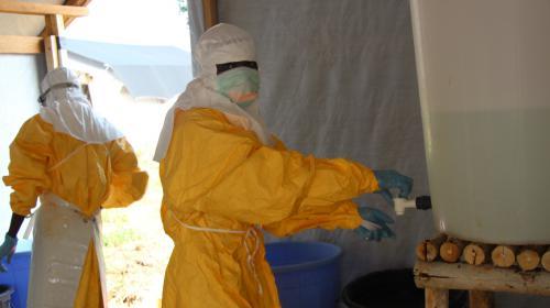 video ebola un test diagnostique le virus en 15 minutes