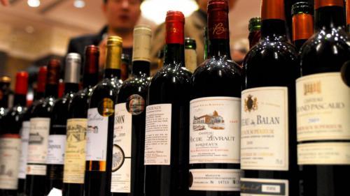 Les vins français font de plus en plus face à une concurrence féroce