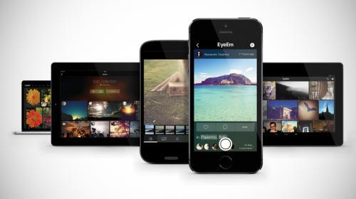 eyeem l 39 application qui fait trembler instagram