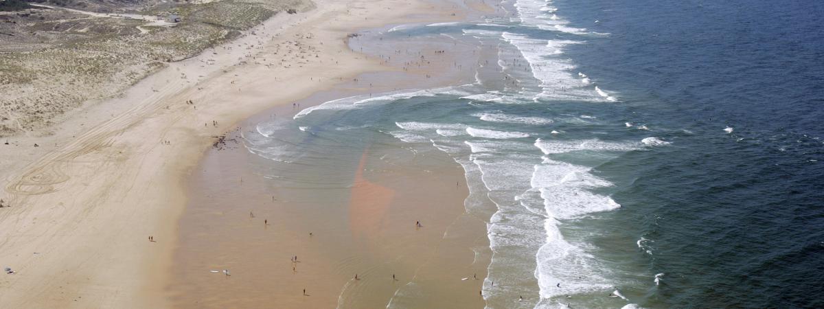 Un mort noy et plusieurs baigneurs secourus dans les landes - Meteo le porge ...