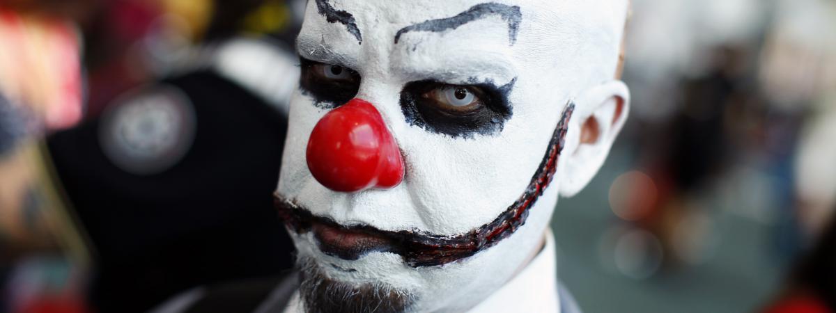 Alerte Au Nez Rouge à Douai Comment Les Clowns Sèment La