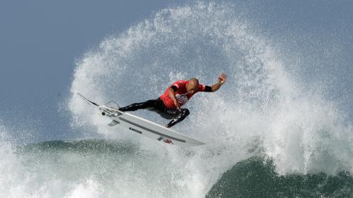 Bac 2018 : épreuve de surf pour des lycéens à Anglet
