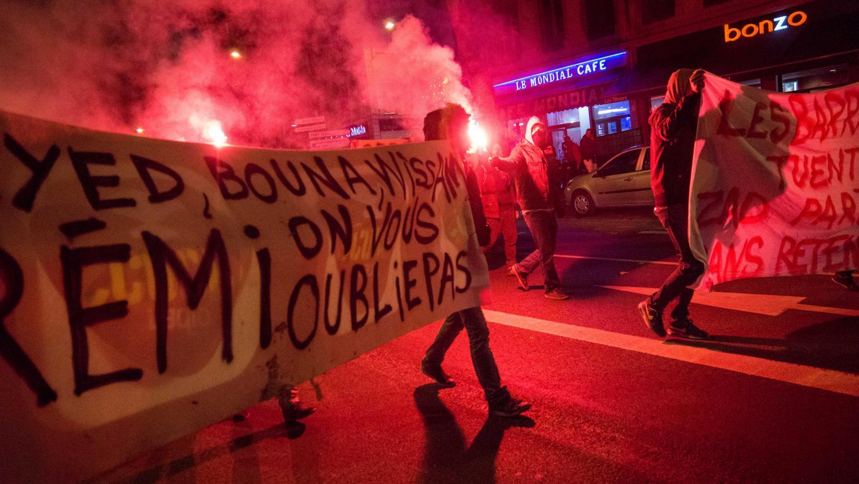 Video mort de r mi fraisse des manifestations - France pare brise rennes ...