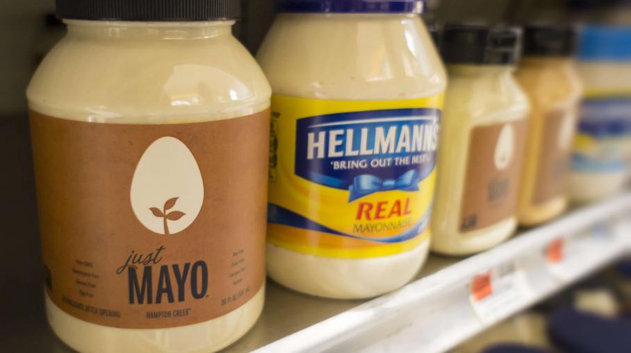 Unilever veut faire interdire une mayonnaise sans uf - Faire la mayonnaise ...