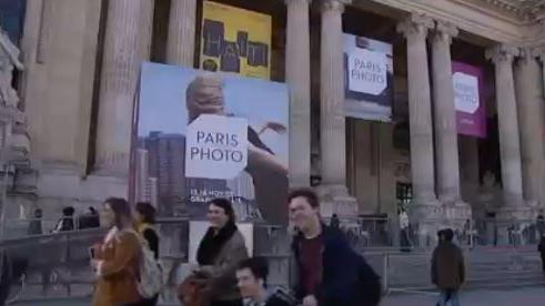 Video paris capitale de la photographie - Salon international de la photographie ...