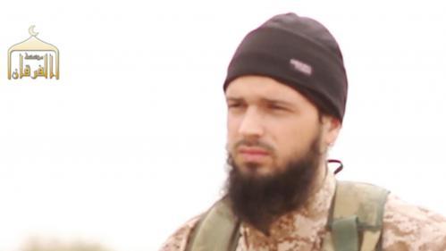 VIDEO. Un Français parmi les jihadistes auteurs du meurtre de l'otage américain